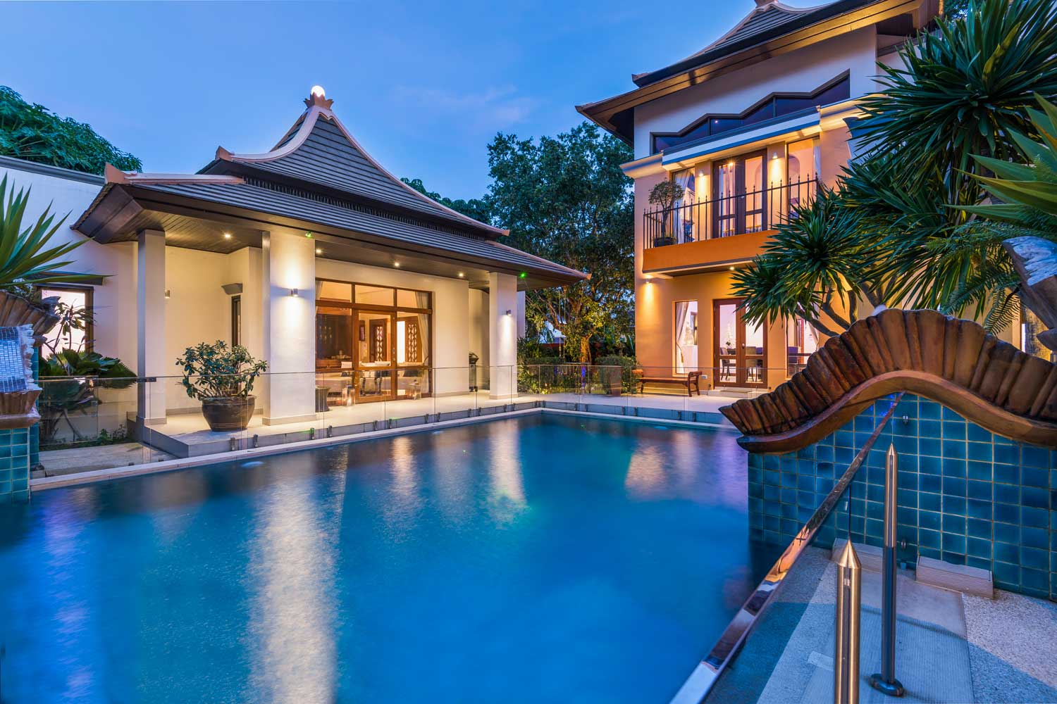 Real Estate Photographer providing property photography in Bangkok and Pattaya